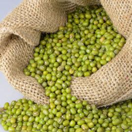 California Grown Organic Mung Beans